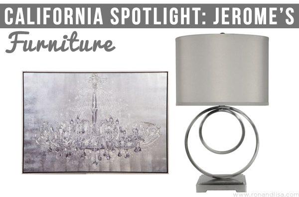 CALIFORNIA SPOTLIGHT: Jerome's Furniture