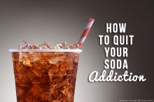 How to Quit Your Soda Addiction