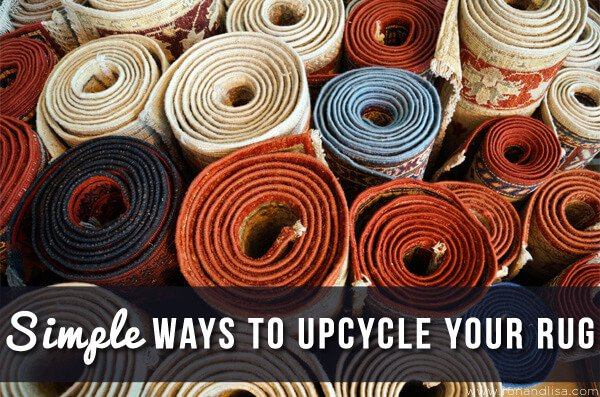 Simple Ways to Upcycle Your Rug