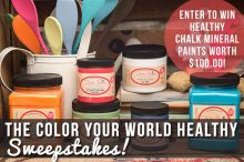 The Color Your World Healthy Sweepstakes