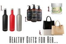 Healthy Gifts for Her...