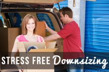 Stress Free Downsizing