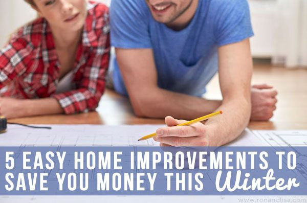 5 Easy Home Improvements to Save You Money This Winter