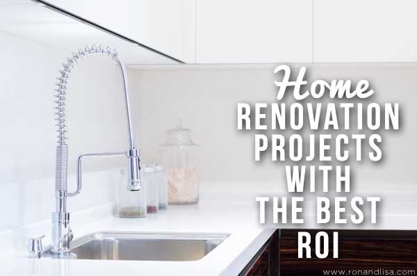 Home Renovation Projects with the Best ROI