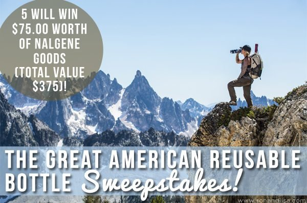 The Great American Reusable Bottle Sweepstakes