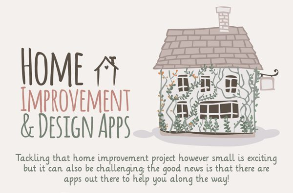 A Guide to Home Improvement & Design Apps