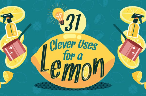 31 Unique Uses for Lemons