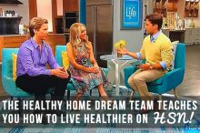 The Healthy Home Dream Team Teaches You How to Live Healthier on HSN!