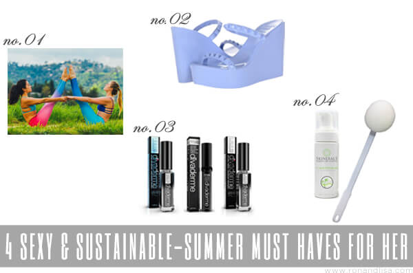 4 Sexy & Sustainable-Summer Must Haves for Her