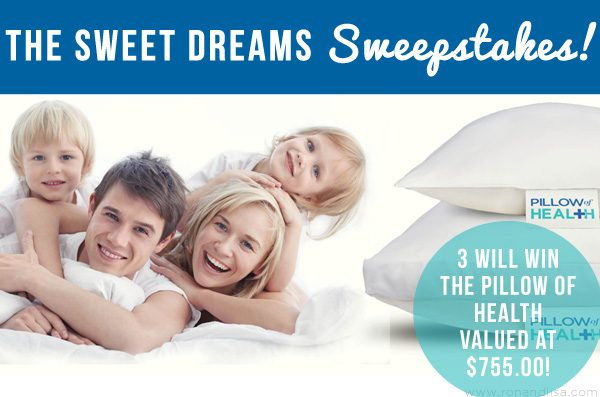 The Sweet Dreams Sweepstakes!