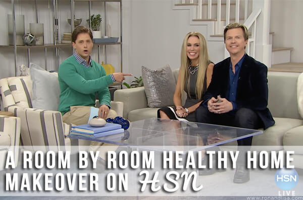 A Room by Room Healthy Home Makeover on HSN