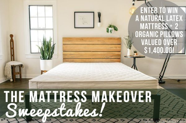The Mattress Makeover Sweepstakes