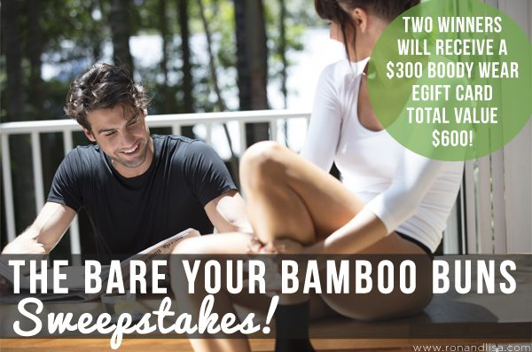 The Bare Your Bamboo Buns Sweepstakes!