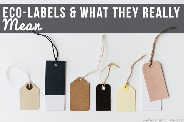 Eco-Labels & What they Really Mean