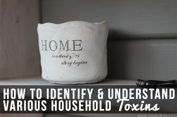How to Identify & Understand Various Household Toxins