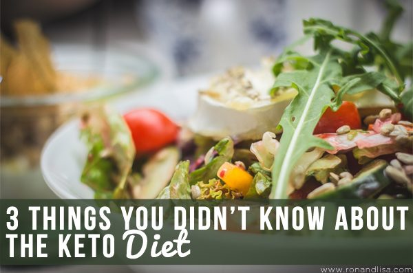 3 Things You Didn't Know About the Keto Diet