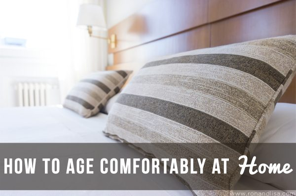 How to Age Comfortably at Home