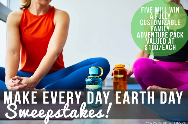 Make Every Day Earth Day Sweepstakes!