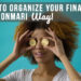 How to Organize Your Finances the KonMari Way