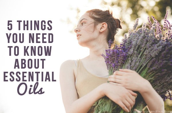 5 Things You Need to Know About Essential Oils