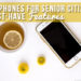Cell Phones for Senior Citizens: 4 Must-Have Features