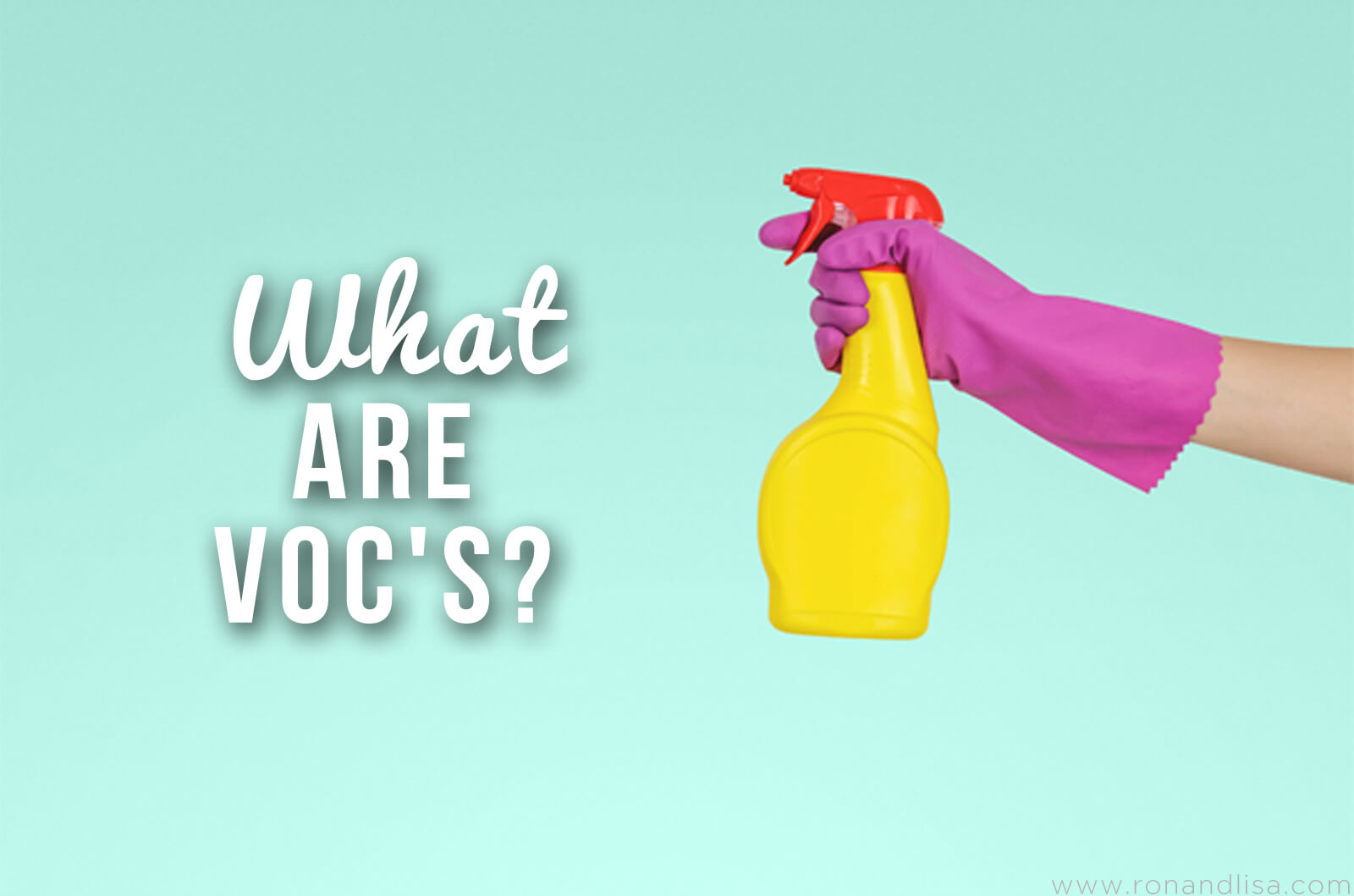 What Are VOC's?