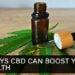 5 Ways CBD Can Boost Your Health
