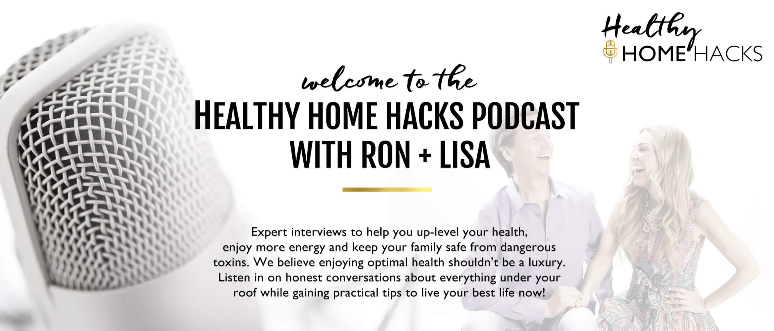 Healthy Home Hacks Podcast