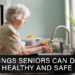 5 Things Seniors Can Do to Stay Healthy and Safe