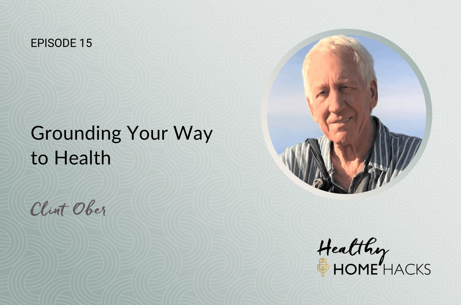Grounding Your Way to Health
