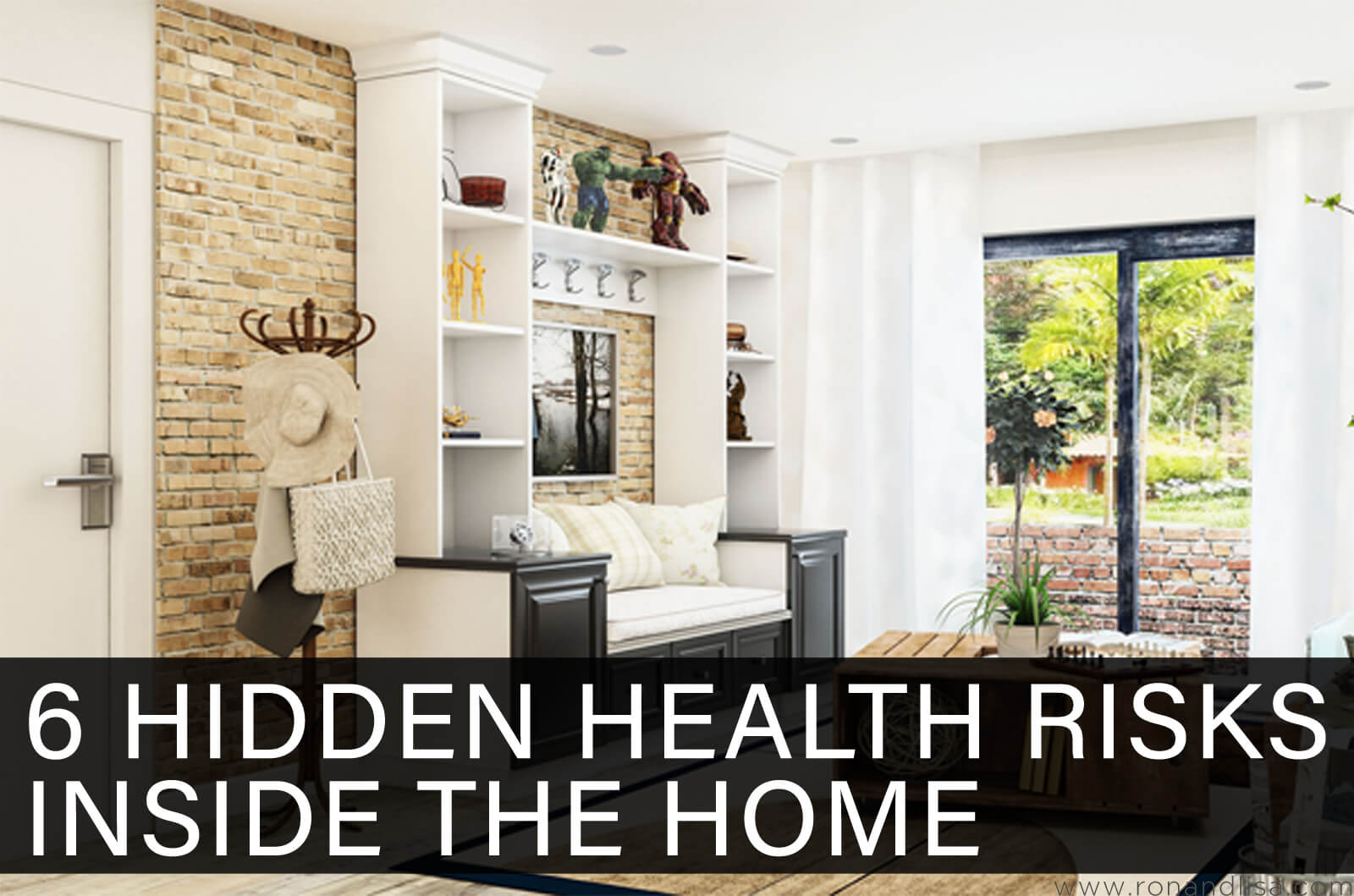 6 Hidden Health Risks Inside the Home