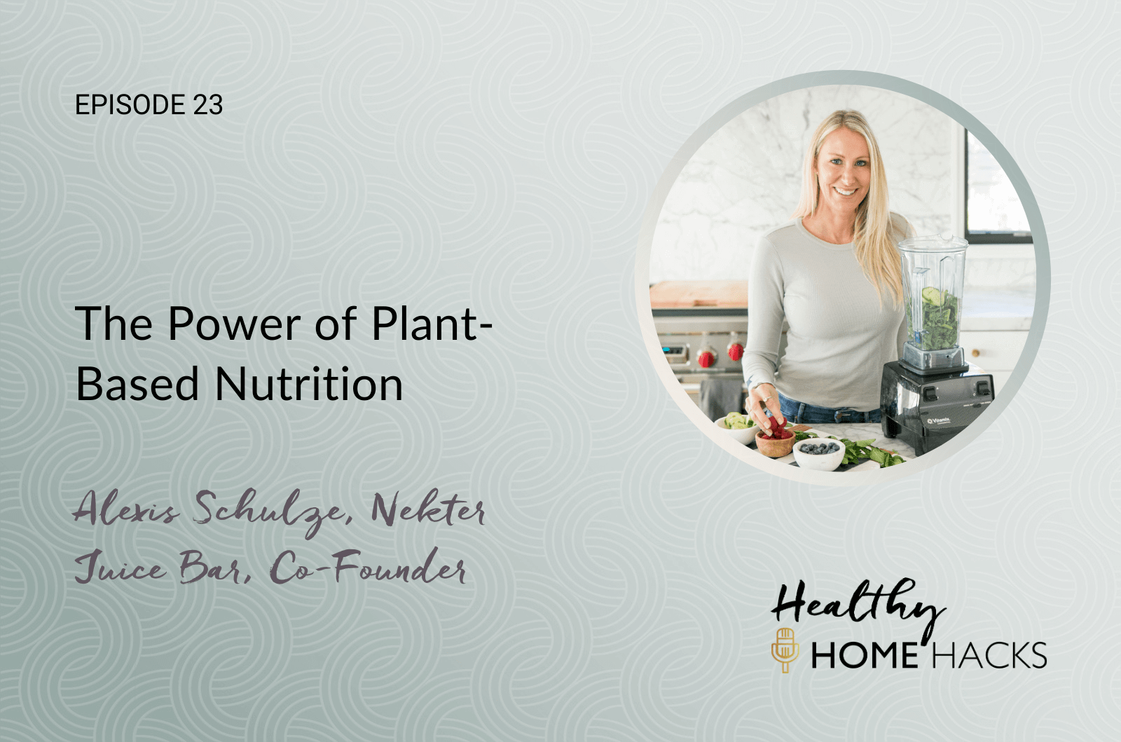 The Power of Plant-Based Nutrition