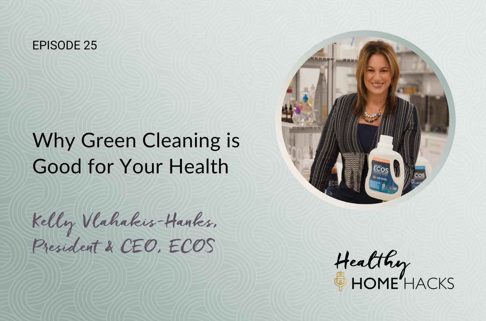 Why Green Cleaning is Good for Your Health