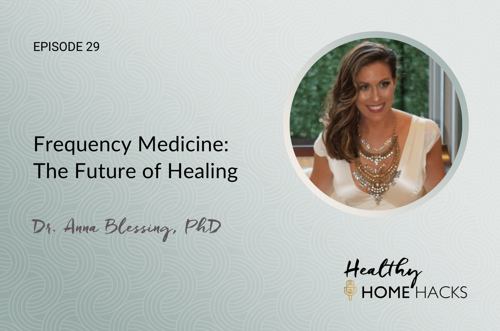 Frequency Medicine: The Future of Healing