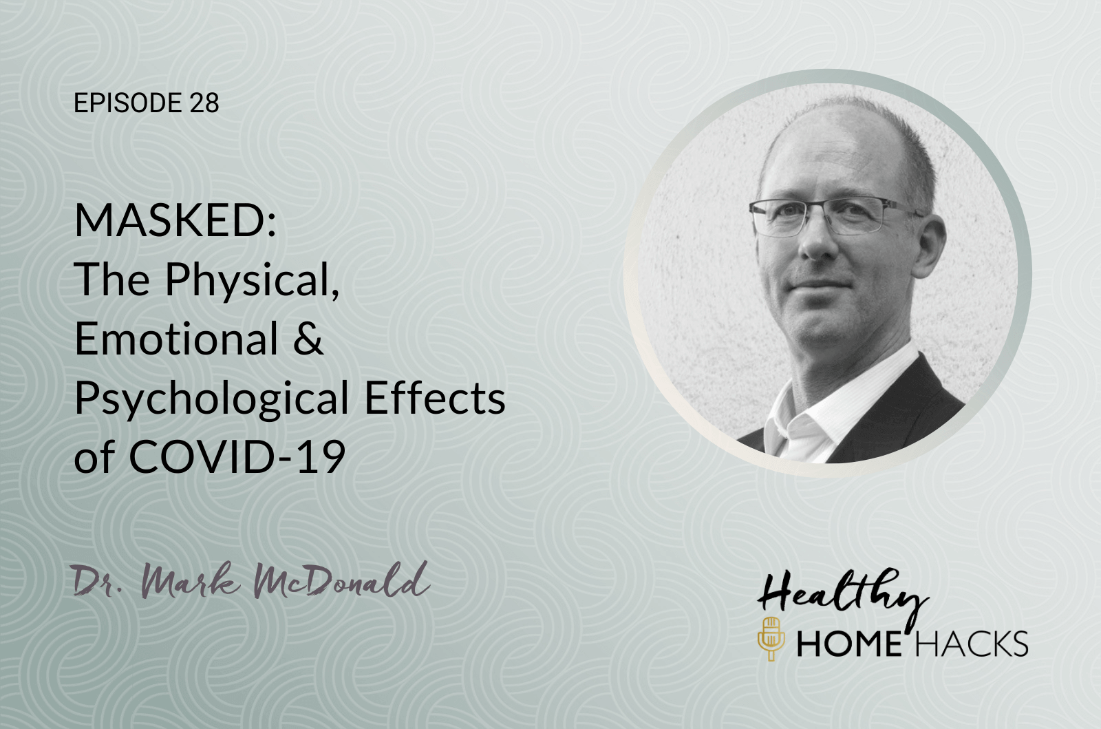 28: MASKED: The Physical, Emotional & Psychological Effects of COVID-19