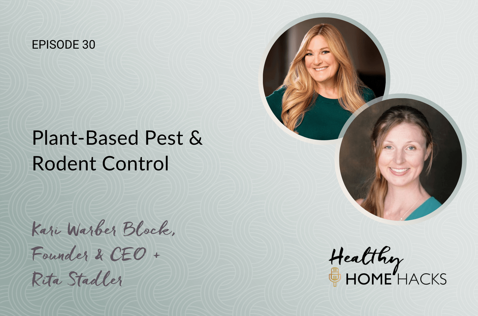 Plant-Based Pest & Rodent Control