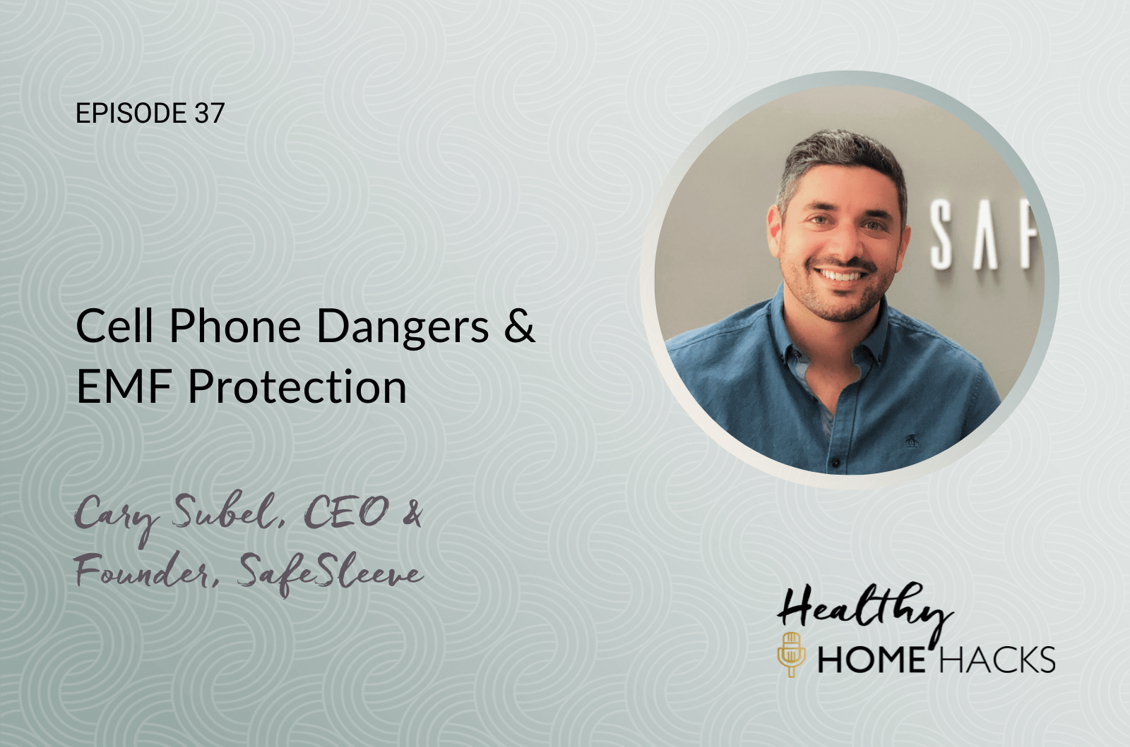 Cell Phone Dangers & EMF Protection